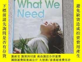 二手書博民逛書店What罕見We Need(Science )Y21478 Ba