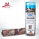 Mission 急凍酷涼機能毛巾 迷彩 XL 107209