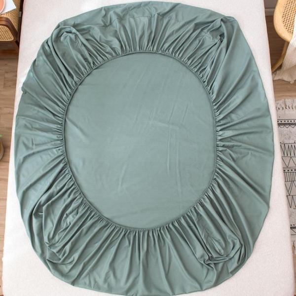 單件床笠固定防滑床罩床套床墊保護罩全包床包單人雙人床單樂淘淘
