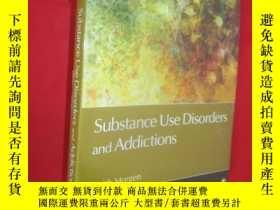 二手書博民逛書店Substance罕見Use Disorders and Add