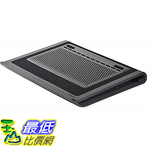 [美國直購] Targus AWE80US 筆電散熱架 散熱墊 Space Saving Lap Chill Mat for Laptop up to 17-Inch
