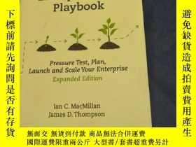 二手書博民逛書店The罕見Social Entrepreneur s Playb