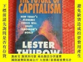 二手書博民逛書店the罕見future of capitalism 資本主義的未