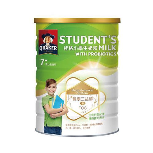 桂格三益菌小學生奶粉1500G【愛買】
