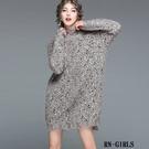 (現貨+預購 RN-girls)-精品針織半高領毛衣