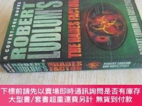 二手書博民逛書店英文原版罕見Robert Ludlum s The Hades Factor (Covert One Novel)