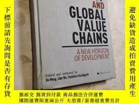 二手書博民逛書店BRICS罕見ECONOMY AND GLOBAL VALUE CHAINSY202668 孟渤 上海人民出版
