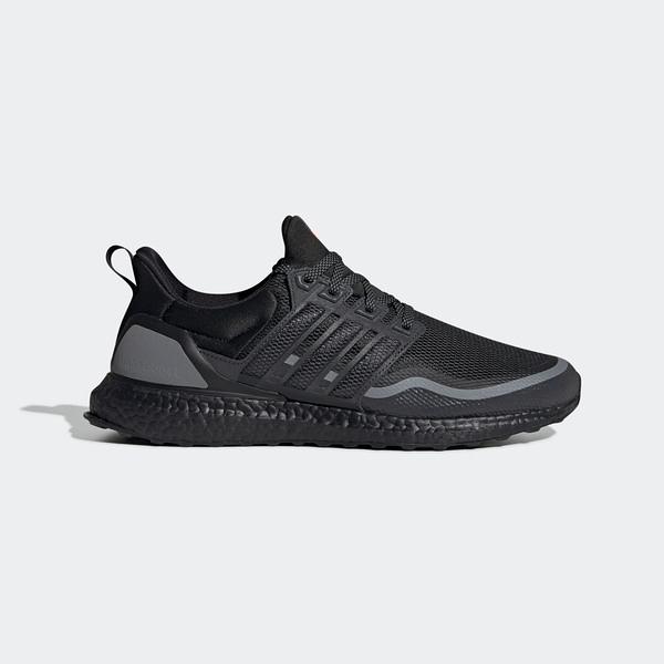 Adidas Ultraboost Reflective [EG8105] 男鞋 慢跑 避震 反光 馬牌 愛迪達 白灰