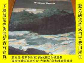 二手書博民逛書店Reckoning罕見with Winslow Homer 溫斯