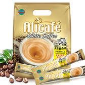 POWER ROOT即溶特濃白咖啡600g 包裝內含15小包 日華好物