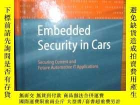 二手書博民逛書店Embedded罕見Security in Cars: Securing 【詳見圖】Y255351 Lemke