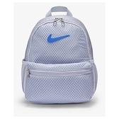 Nike Y BRSLA JDI MINI AIR 粉藍紫 網眼 防潑水 童包 後背包 BA6212-057