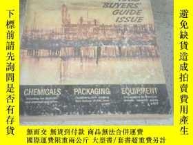 二手書博民逛書店Chemical罕見Week(化學周)1963 (英文版)Y21