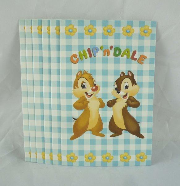 【震撼精品百貨】Chip N Dale_奇奇蒂蒂松鼠~紅包袋(共6入)