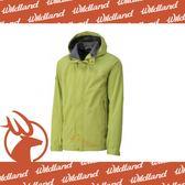 【Wildland 荒野 男 單件 防水透氣外套《檸檬黃》】W3912-34/CHAMP-TEX/防風防雨/爬山健行/機能雨衣