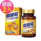 台鹽生技 關鍵錠PLUS(90錠x2瓶,共180錠)