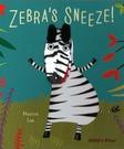 【麥克書店】ZEBRA'S SNEEZE/指偶書《