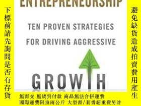 二手書博民逛書店Second罕見Stage Entrepreneurship: Ten Proven Strategies For