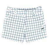 『小鱷魚童裝』格紋扣飾短褲(08號~16號)535652