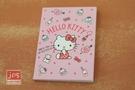 Hello Kitty 凱蒂貓 小筆記本 橫線 點點 953504