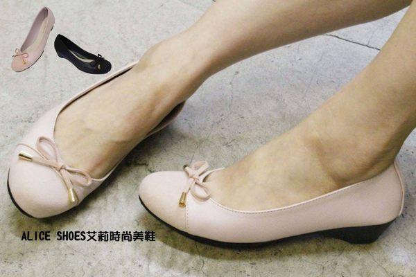 ALICE SHOES艾莉時尚美鞋 請把握!!搶鮮擁有低跟包鞋3cm以下@17685@MIT台灣製造