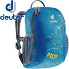 Deuter 36043-水藍  Pico 5L兒童休閒後背包