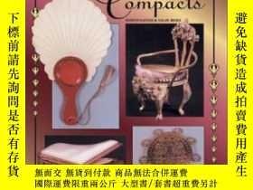 二手書博民逛書店Vintage罕見Ladies Compacts: Identification & Value Guide-復古