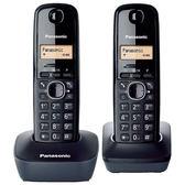 【TG1612】Panasonic 國際牌數位DECT 無線電話 KX-TG1612TW  公司貨2年保固
