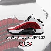 Nike 籃球鞋 Jordan Jumpman 2021 PF 白 紅 黑 喬丹 男鞋 35【ACS】 CQ4229-102