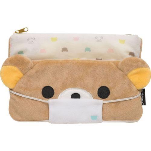 拉拉熊 口罩小袋/793-522