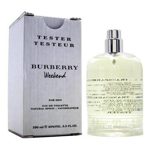 BURBERRY 週末男性淡香水 100ml-Tester包裝