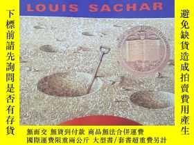 二手書博民逛書店Holes尋寶小子罕見Digest 版本 英文原版Y209021 Louis Sachar Scholasti