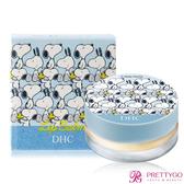 DHC 純橄欖護唇膏 史努比聯名限定版(7.5g)-圓罐藍色【美麗購】