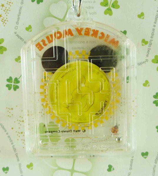 【震撼精品百貨】Micky Mouse_米奇/米妮 ~玩具鑰匙圈-米奇