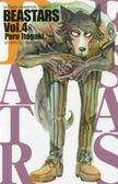 BEASTARS<4>(少年チャンピオン・コミックス) 日文書