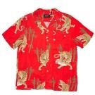 Solstice Ss Shirt 短袖襯衫 - 紅色
