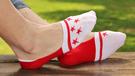 襪子   星星淺口隱形短襪隱形短襪   【FSM002】-收納女王