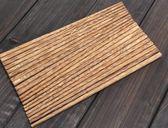 木筷子家用無漆無蠟木質實木10雙