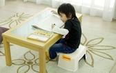 凳子兒童加厚防滑板凳家用梯凳塑膠浴室凳寶寶凳子YYP 伊鞋