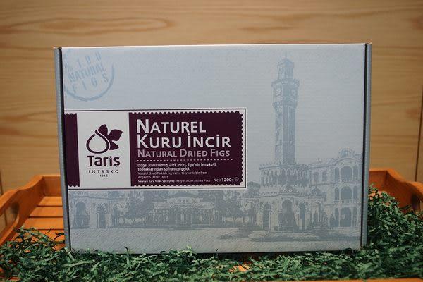 Taris愛琴海超大天然無花果6包禮盒 日華好物 附原廠禮盒與原廠手提袋各1個