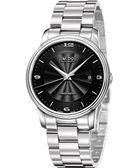 MIDO 美度 經典機械手錶-黑 M0104081105700