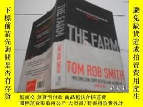 二手書博民逛書店THE罕見FARM TOM ROB SMITHY9740 Tom Rob Smith SIMON &
