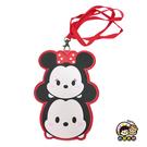 【收藏天地】Disney 迪士尼系列-TsumTsum票卡包-米奇米妮