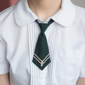 JK制服免打小領帶  6色選  獨家襟線款  做工精細