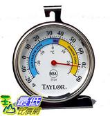 [104美國直購] Taylor 5924 Food Service 冰箱溫度計 B000BPE88E Large Dial $508