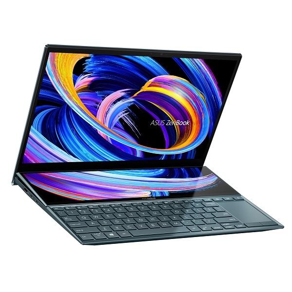 華碩 ASUS UX482EG-0031A1135G7 ZenBook Duo 雙螢幕創作者筆電【14 FHD/i5-1135G7/16G/MX450/512G SSD/Buy3c奇展】UX482