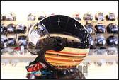[中壢安信]ZEUS 瑞獅 ZS-210C 210C DD51 線條 黑 復古帽 半罩 安全帽 飛行帽 高C/P值