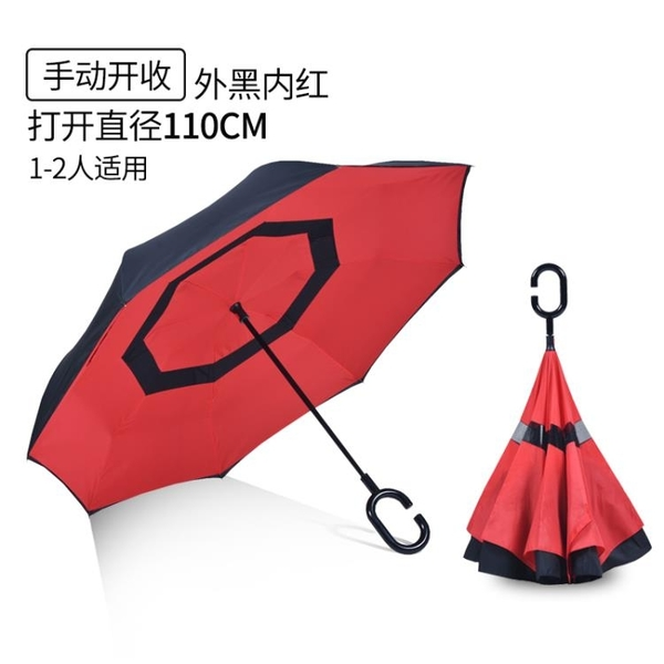 免持式雨傘