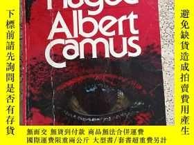 二手書博民逛書店THE罕見PLAGUE ALBERT CAMUSY10980