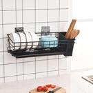 瀝水架 墻上晾放碗架瀝水架廚房置物架筷子收納架壁掛式免打孔放碗碟架子 快速出貨